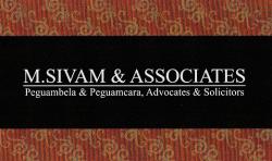 M.Sivam & Associates