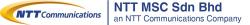 NTT MSC SDN BHD