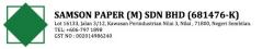 Samson Paper (M) Sdn Bhd