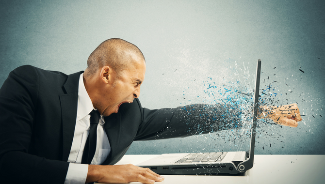 Top 10 Ways to Cool Your Anger at Work