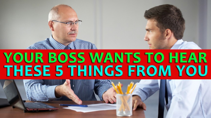 5 Things Every Boss Is Dying for You to Do (But Won't Ever Ask For)